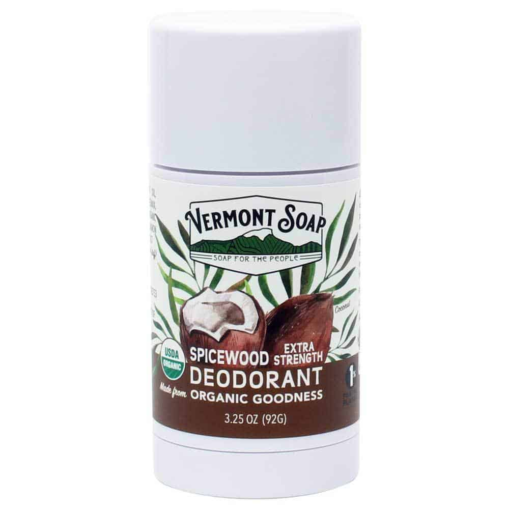 Organic & Natural Deodorants