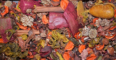 Fall Blend - Potpourri Unscented