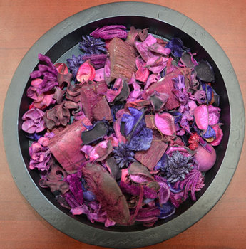 Purple Blend - Potpourri Unscented
