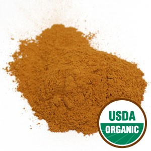 Cinnamon Powder (Ceylon) - Organic