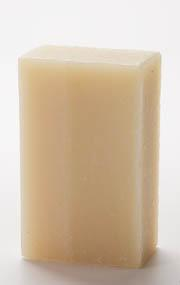 Truly Unscented Organic Soap Bar