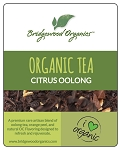 Citrus Oolong Tea - Organic