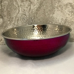 Red Bowl - Metal