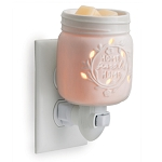 Mason Jar Candle Warmer Plugin
