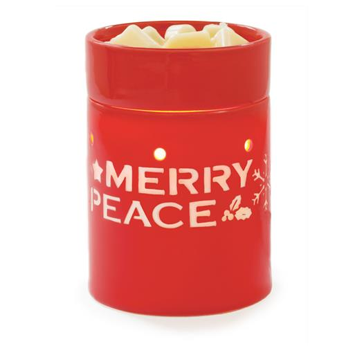 Season's Greetings Illumination Warmer